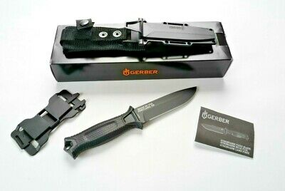 Gerber StrongArm 420 High Carbon Stainless Steel Fixed Blade Full Tang Knife