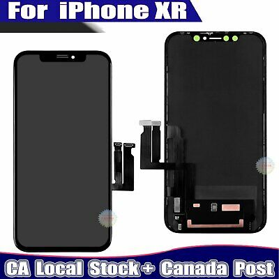 Assembly For Apple iPhone XR LCD Touch Screen Digitizer Display 3D Touch Frame