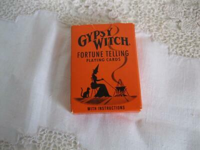 UNUSED Gypsy Witch Fortune Telling Playing Cards Marie Anne Adelaide Lenormand.