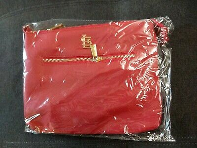 New Sealed St. Louis Cardinals Cross Body Bag Purse SGA5/12/19 (Mother's day)