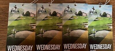 Two Wednesday Tickets to 2019 PGA Championship - Bethpage Black