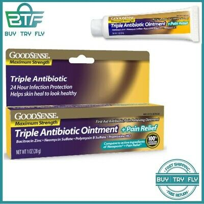 35 Triple Antibiotic Ointment Packets First Aid Emergency Survival Prepper BOB