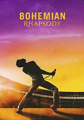 Bohemian Rhapsody DVD Movie Brand New