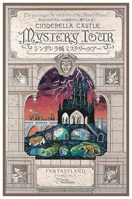 20,000 LEAGUES TOKYO DISNEY COLLECTOR POSTER 4 DIFFERENT SIZES B2G1 FREE!!