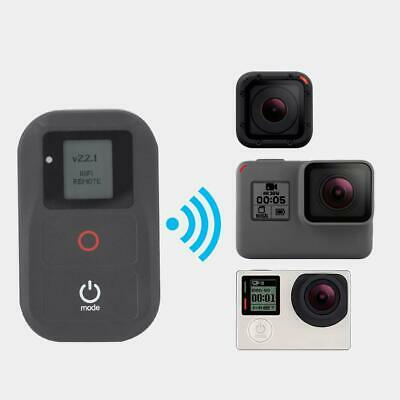 Smart WiFi Remote Control Waterproof For GoPro Hero 6 5 4 3 Action Camera + Key