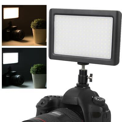 160LED LED Video Light Lamp Photo Studio Wedding Party for DSLR Camera Camcorder