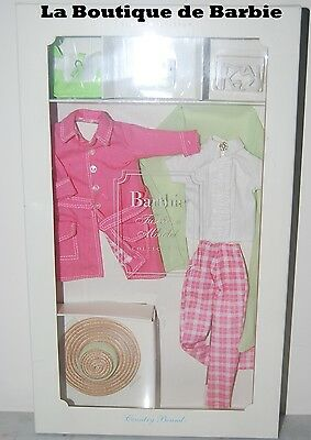 Country Bound Barbie Fashion, Barbie Fashion Model Collection, Mattel # 55499