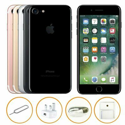 Apple iPhone 7 Unlocked Smartphone - All Colors & Grades