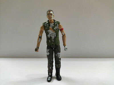 "3.75""  TERMINATOR SALVATION Marcus Playmates toy 2009 Rare Action Figure"