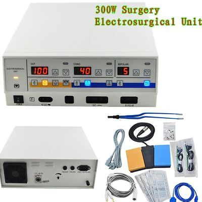 Hospital Electrosurgical Unit it Diathermy Electro Surgical Cautery Equipment