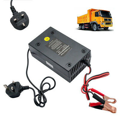 Connect and Forget Leisure Battery Charger 12V 20A | Caravan | Motorhome | Boat