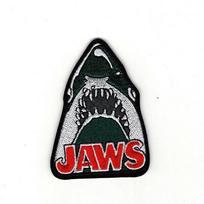 Jaws Movie Logo Patch 3 inches tall