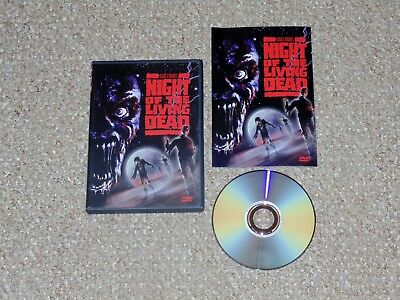 Night of the Living Dead DVD 1999 Complete Tom Savini Remake