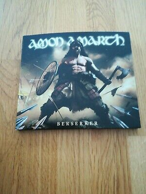CD - Amon Amarth - Berserker