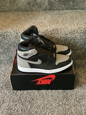 size 40 166a2 52bf3 DS Air Jordan 1 Retro High OG 2018 Shadow Men s US Size 6.5 Womens Size 8