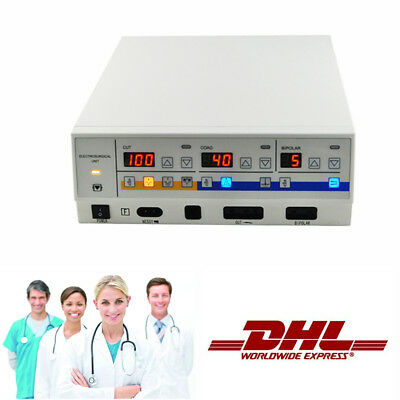 Electrosurgical Unit Diathermy Device Smooth Surgical Electrocautery Operation