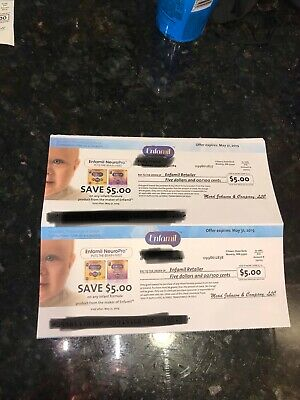 2 ($5 off coupons) Any Enfamil Product