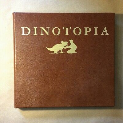 Dinotopia: Deluxe Edition, James Gurney (Signed, Limited Edition, Leather Bound)