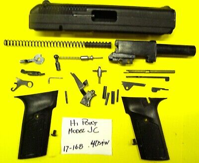 HI POINT CF 380 In 380 Gun Parts Lot All Parts Pictured All