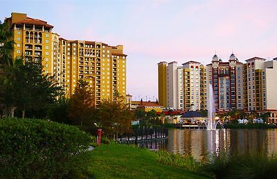 Orlando, Wyndham Bonnet Creek, 1 Bedroom Deluxe, 15 - 18 July 2019