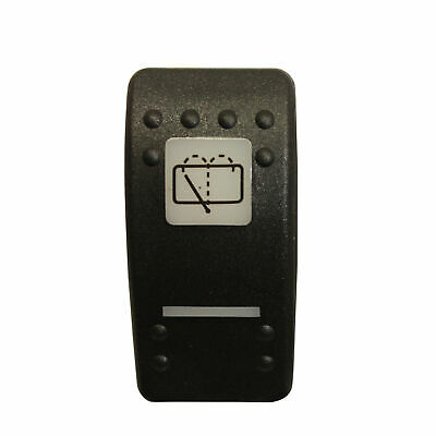 Jcb 701/58828 Wiper Washer Switch Cover