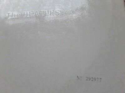 THE BEATLES - THE WHITE ALBUM. STEREO. No. 292977. With poster & 4 photos.
