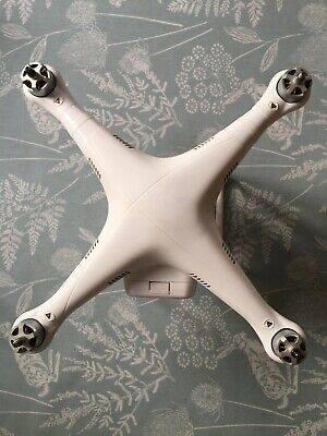 DJI Phantom 2 Drone with accessories including Remote and GoPro Gimbal