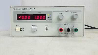 Agilent E3616A Dc Power Supply