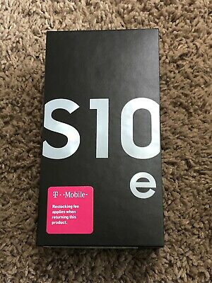 Samsung 2019 Galaxy S10e SM G970U 128GB White Unlocked Single Sim US
