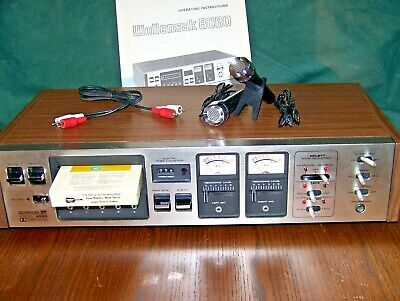 WORKING Wollensak  8080 Dolby 8 Track Stereo Tape Player Recorder WORKS !