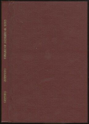 Edward J GALLAGHER / The Annotated Guide to Fantastic Adventures 1st ed 1985