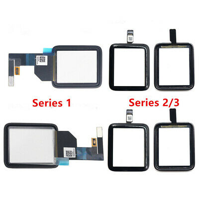 For Apple Watch iWatch Series 1 2 3 Front Touch Screen Digitizer Glass 38mm 42mm