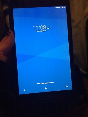 "ZTE Trek 2 HD K88 Wi-Fi GSM - (AT&T) Unlocked - 8"" Android  Tablet"