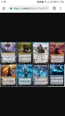 Magic the gathering war of the sparks mythic edition lottery lotto