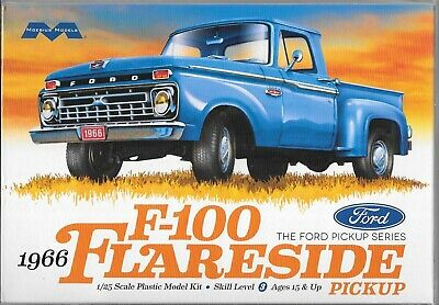 Moebius 1966 Ford F-100 Flareside Pickup in 1/25 1232  ST