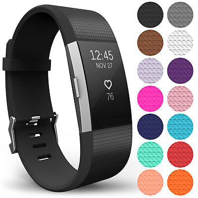 For Fitbit Charge 2 Wristband Wrist Straps Best Replacement Accessory Watch Band