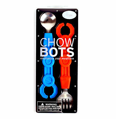 Chowbots - robot spoon and fork
