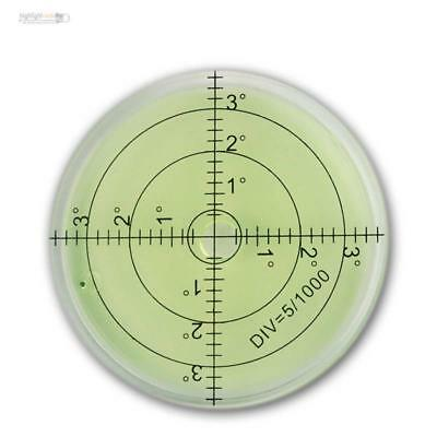 Circular Level Ø 66mm Dragonfly round Level Precision Scale Cans Libele
