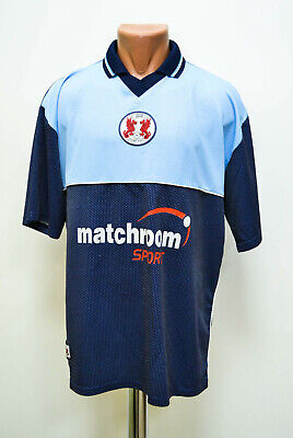 Leyton Orient 2002/2003 Away Football Shirt Jersey Club's Own Brand Size L Adult