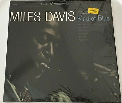 Miles Davis Kind of Blue PC 8163  Played Once Near Mint+