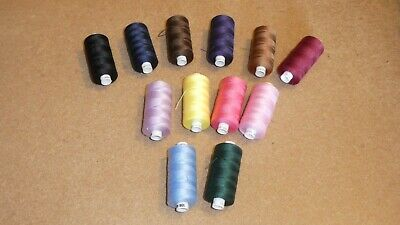 Coats Epic 30 Polyester Corespun Strong Thick Sewing Thread