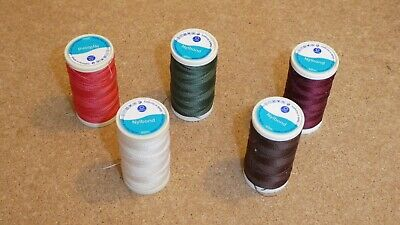 Coats Nylbond Strong Sewing Thread, 60 metre Reel, Tkt 60