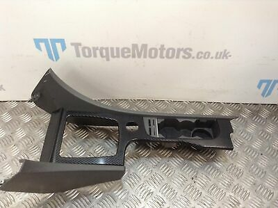 Ford Focus ST-3 MK2 Carbon Centre console cup holder trim