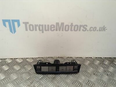 Ford Focus ST-3 MK2 Carbon Heater switches