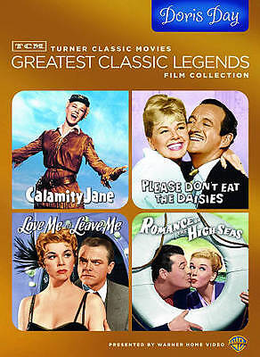 TCM Greatest Classic Legends Film Collection: Doris Day [Calamity Jane / Please