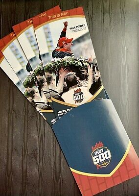 2019 Indianapolis Indy 500 Tickets ***AVAILABLE UNTIL TONIGHT***