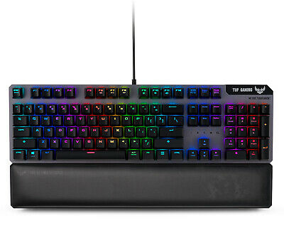 New Asus - 90MP0191 - TUF Gaming K7 Keyboard