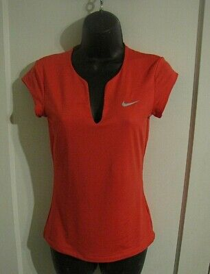 5f37142e420f NIKE TENNIS FIT Dry Challenge Court Logo T Shirt Mens Sz XL - $13.99 ...