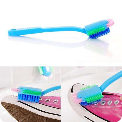 Multi Purpose Cleaner Shoes Boot Sneakers Mutil-Head Scrubber Clean Wash Brush