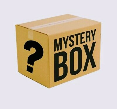 Mysteries Box! $25 New & Used *Anything Possible* No Junk or Trash! WORTH THE $!